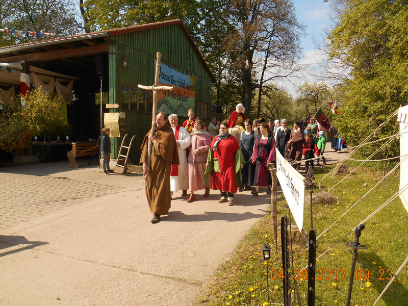 2017 - Blütenfest bei Siloah in Neufrankenroda